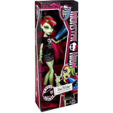 Monster High Ghoul Spirit Venus McFlytrap Doll - High School Spirit Wear Ideas