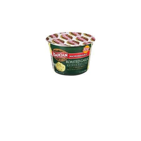 10 PACKS : Idahoan Mashed Potatoes, Roasted Garlic, 1.5 Ounce