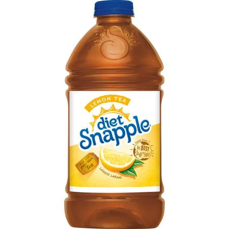 Diet Snapple Lemon Tea, 64 fl oz - Walmart.com
