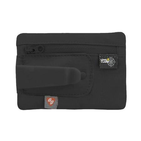 - RFID-Blocking Clip Stash, Black