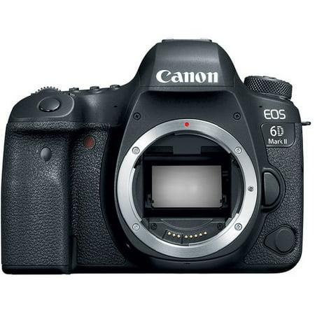 Canon EOS 6D Mark II Digital SLR Camera (Body Only)