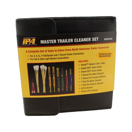 Innovative Products IPA8044 Truck and Trailer Connector Cleaner Master Set ()