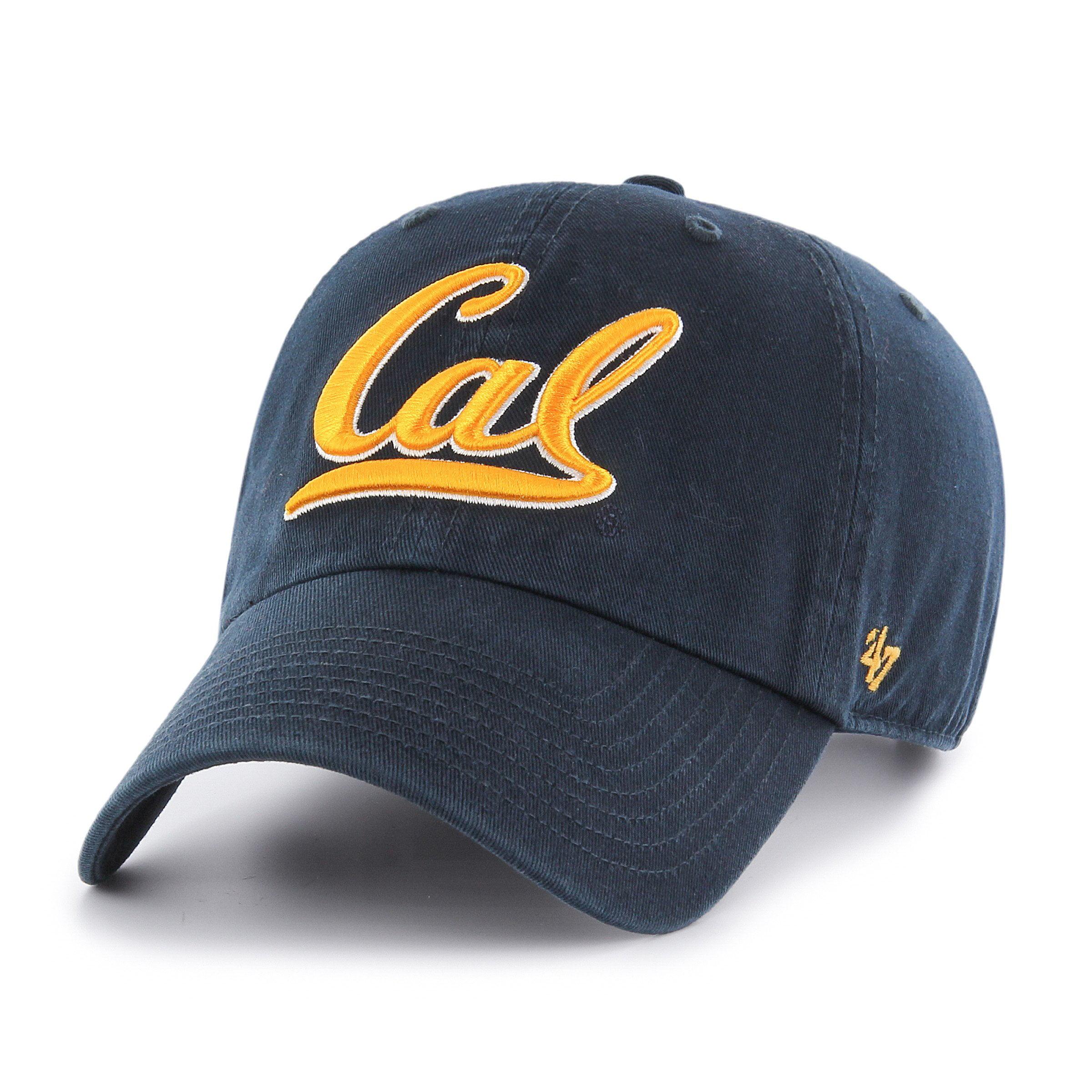UC Berkeley Golden Bears Cal adjustable cap by 47 Brand - Navy