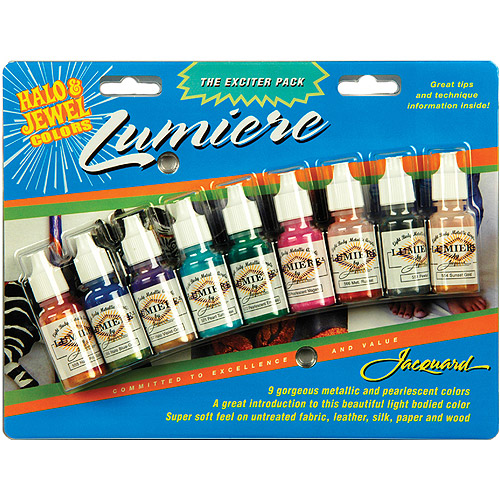 Lumiere The Exciter Pack, 9 Colors