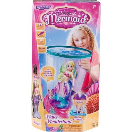 My Magical Mermaid Play Set