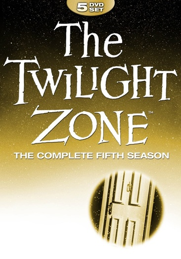The Twilight Zone: Complete Fifth Collection ( (DVD)) by Paramount