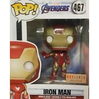 Funko End Game Iron Man Hot Topic Exclusive