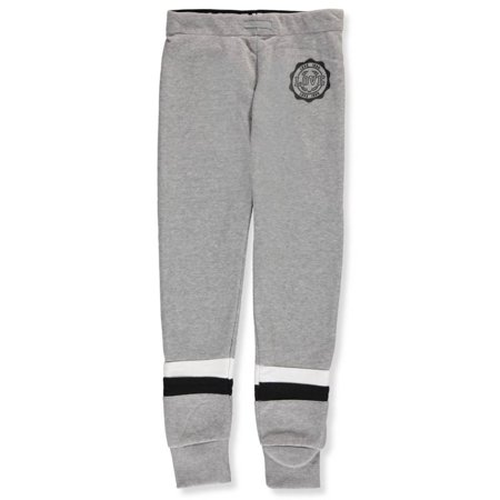 Joyce Concept Big Girls' Fleece Joggers (Sizes 7 - 16)
