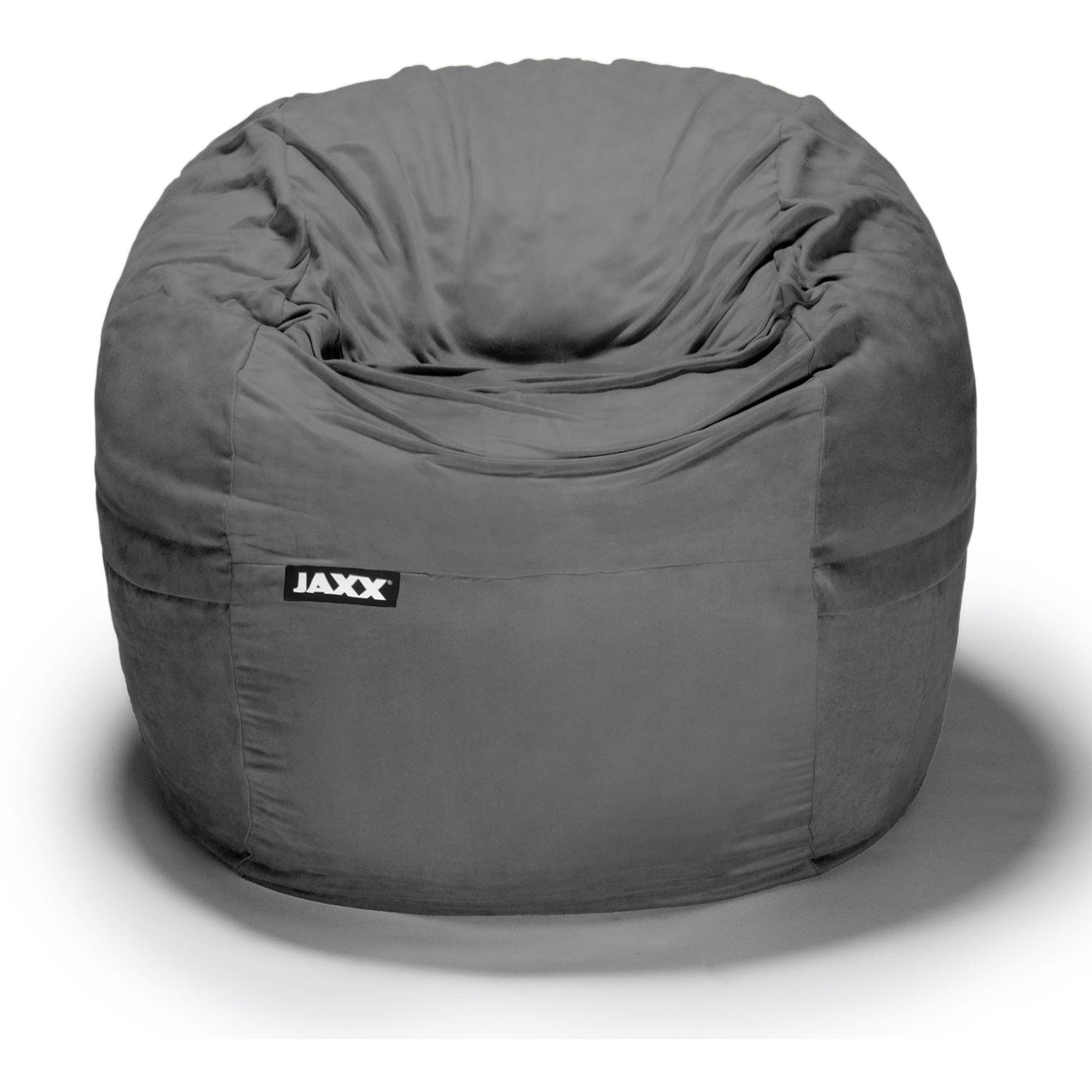 Jaxx Classic Saxx Bean Bag Chair Walmart