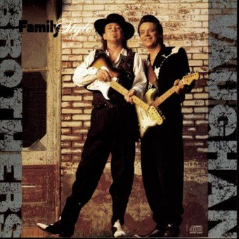Family Style (CD) (Blues Brothers Miles To Chicago)