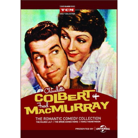 Colbert / MacMurray Rom-Com Collection (DVD)