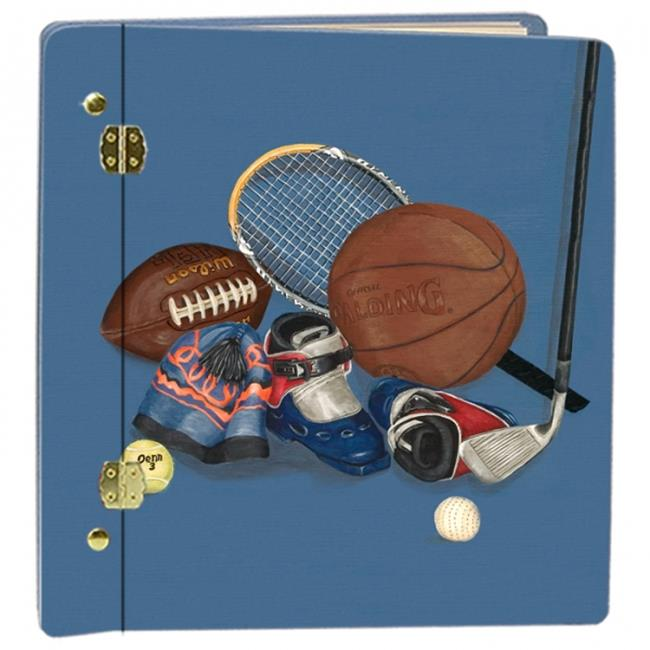 Lexington Studios 12021 Little Athlete Large Photo Album by Lexington Studios