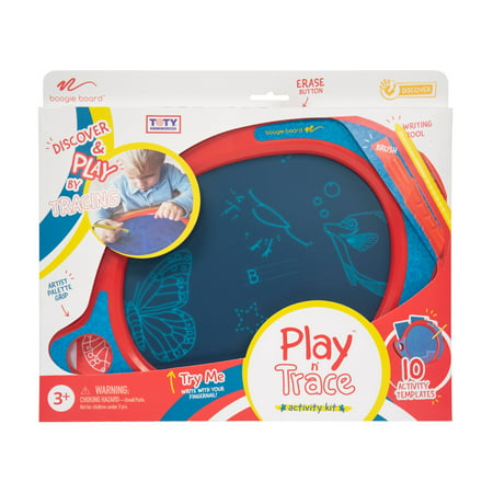 Boogie Board Play & Trace Electronic Writer Activity Kit
