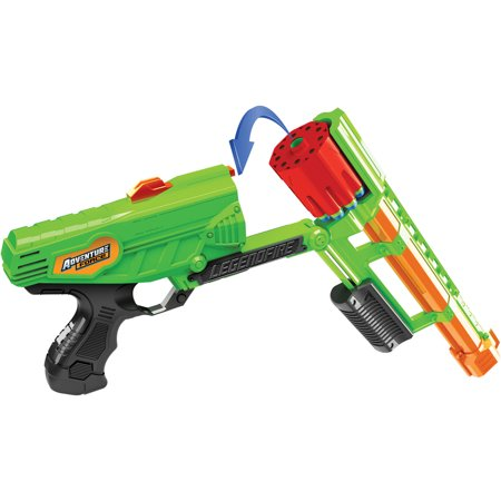 2 Nerf Rival guns, 4 Adventure Force guns, and extra Adventure Force  suction darts (Games & Toys) in Belleville, IL