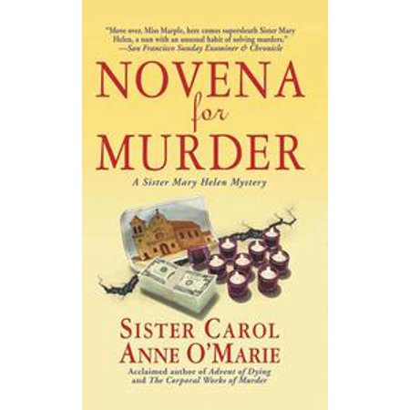 Novena for Murder - eBook (Novena To Our Lady Of La Leche)