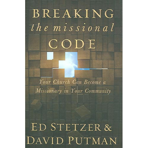 Breaking the Missional Code: When Church Can Become Missionary in Your Community