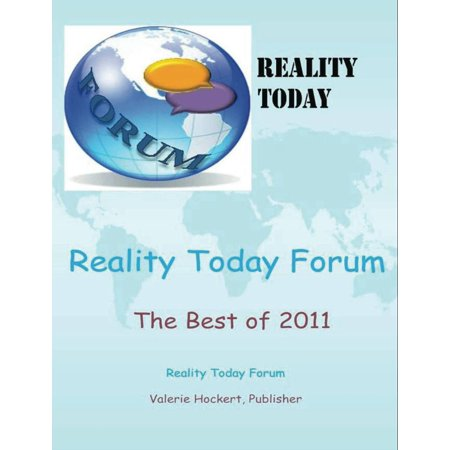 Reality Today Forum The Best of 2011 - eBook