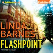 Flashpoint - Audiobook