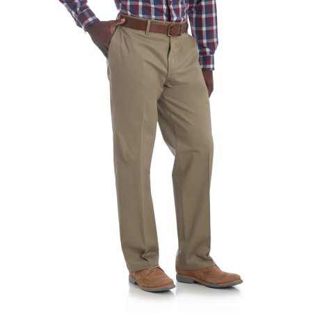 (Big Men's No Iron Ultimate Khaki Pant)