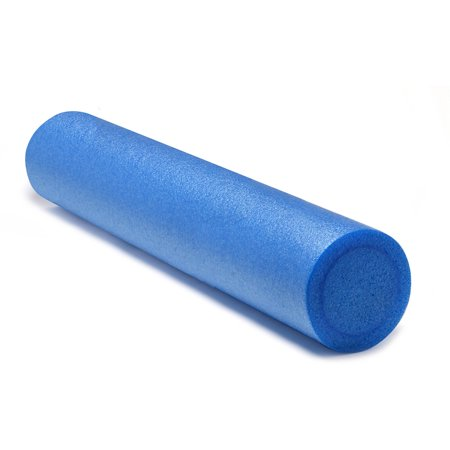 Sivan Health and Fitness Durable, High Density Full Round Foam Roller, 3 Sizes Available