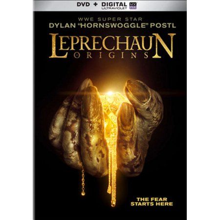 Leprechaun: Origins (DVD)](Leprechaun Scary)
