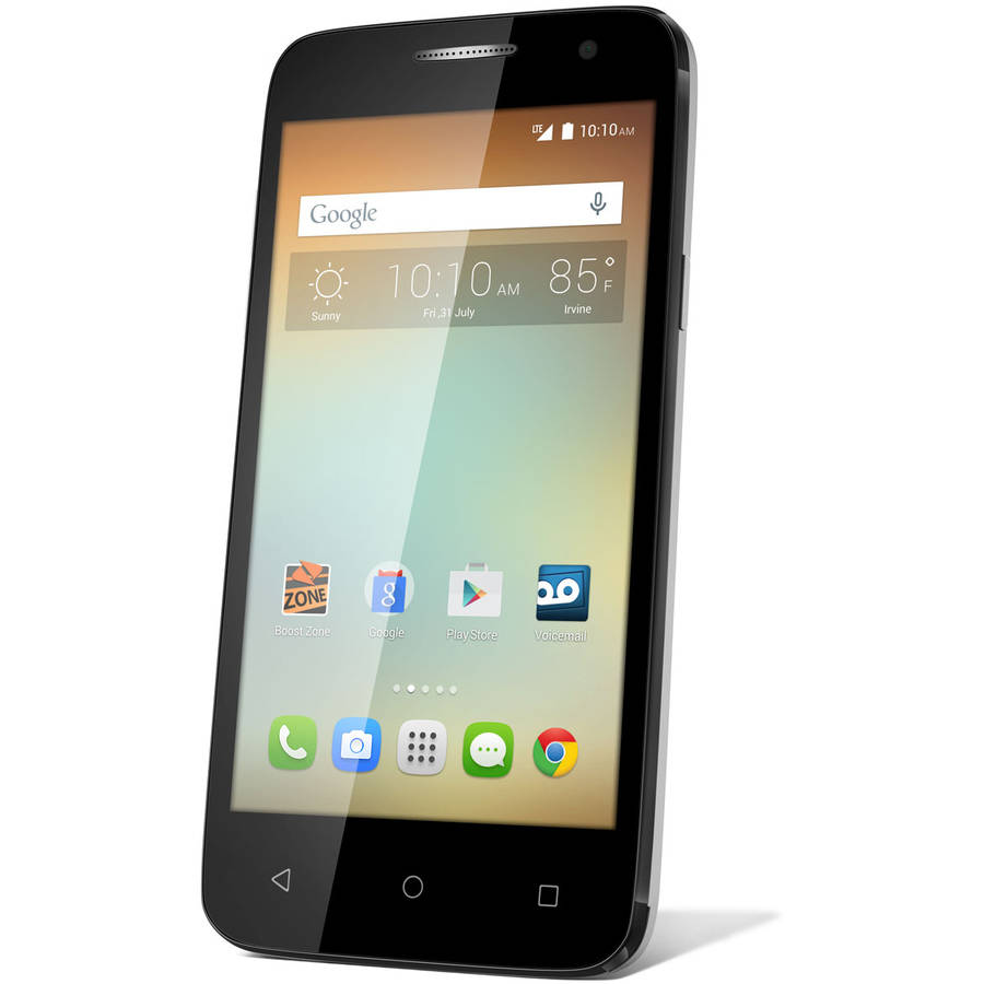 Boost Alcatel ONETOUCH Elevate Prepaid Smartphone