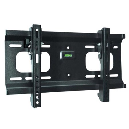 Mount-It! Tilting TV Wall Mount Bracket for 32 to 55 inch LCD LED 4K or Plasma Flat Screen 165 Lbs Load Capacity VESA MAX 400×200 (MI-368S)