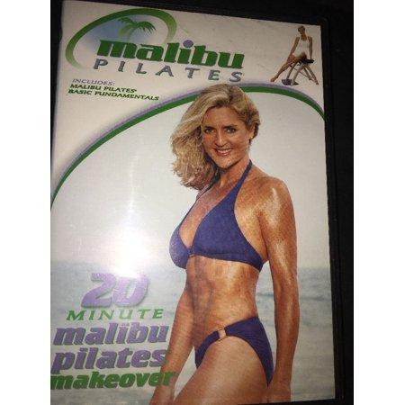 Malibu Pilates 20 Minute Malibu Pilates Makeover (DVD) ()