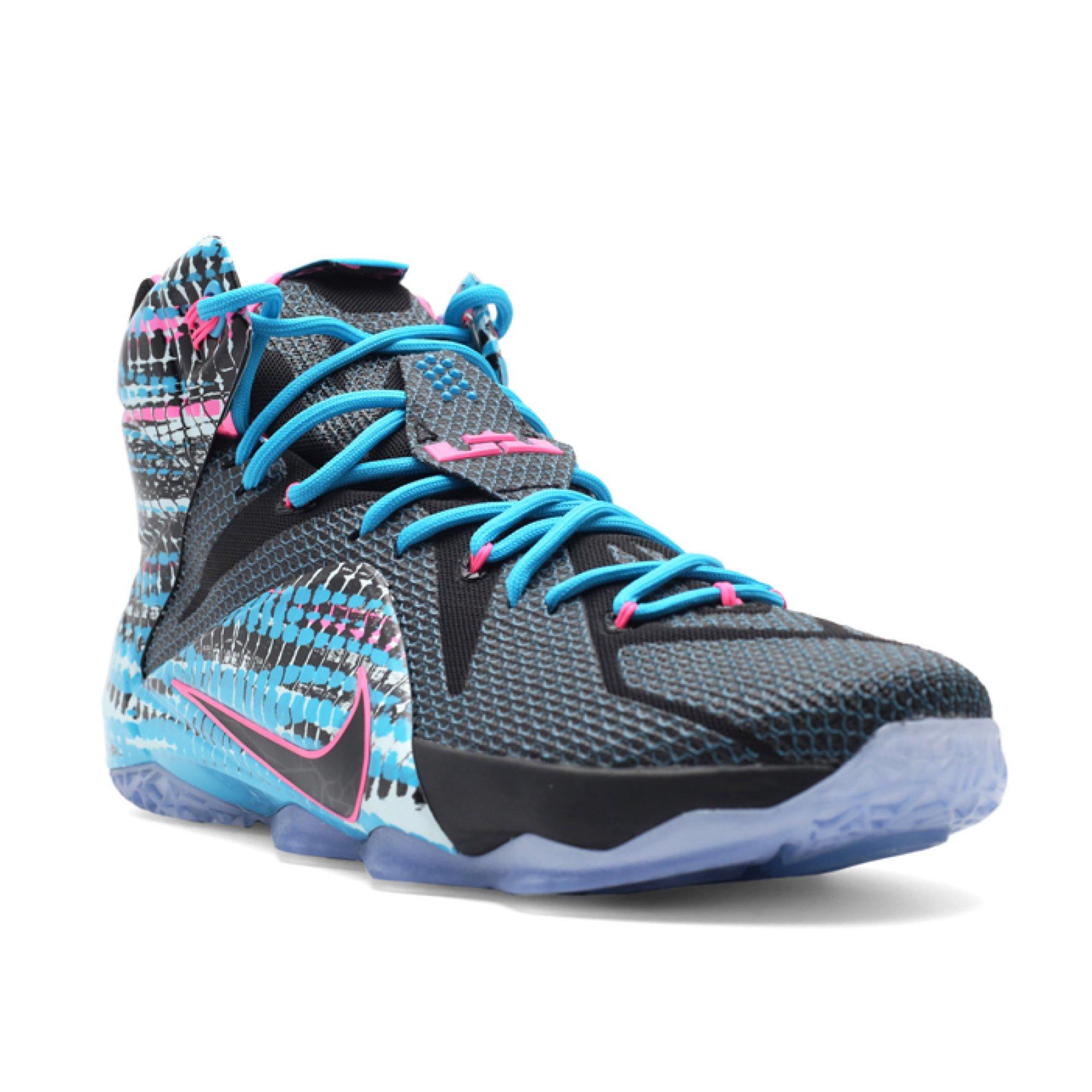 cc8c5ae33083 Nike - Men - Lebron 12  23 Chromosomes  - 684593-006 - Size 11 ...