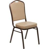 Coppervein, Tan Banquet Chair