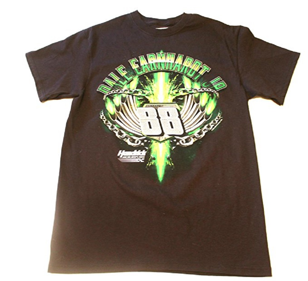 Mens Dale Earnhardt Jr Graphic Tee-Shirt Size Large� by
