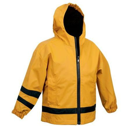 Charles River Apparel Toddler New Englander Rain Jacket-6099 (Kids Rain Apparel)