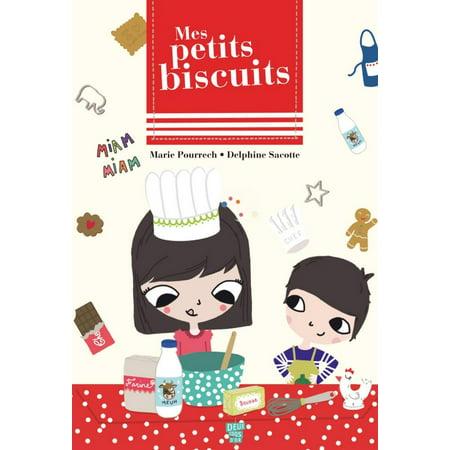Mes petits biscuits - eBook - Petit Biscuit D'halloween