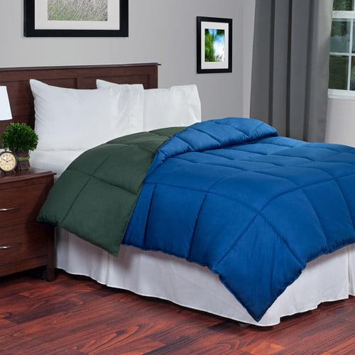 Somerset Home Reversible Down Alternative Bedding Comforter