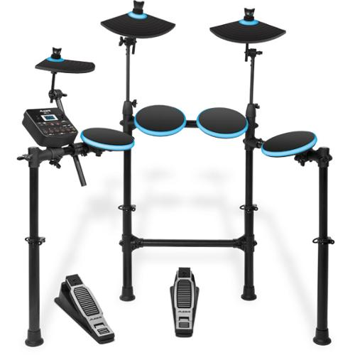 Alesis Electronic Drumset With Portable Folding Rack (dmlitekit)
