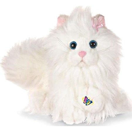 Webkinz Persian Cat Plush - Webkinz Halloween