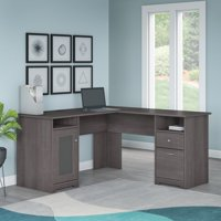 Bush Cabot L-Shaped Desk