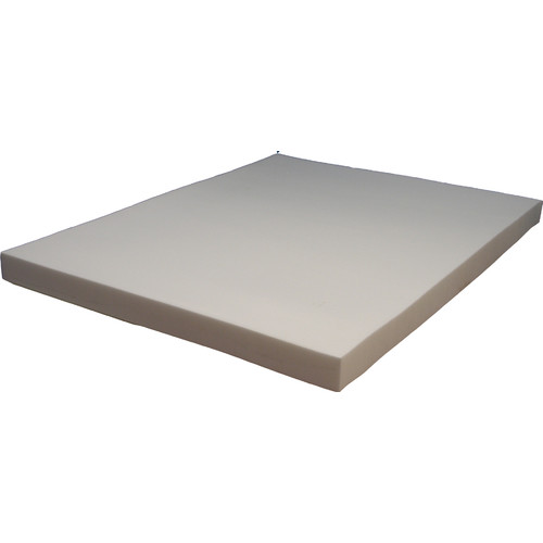Strobel Mattress Super Premium Soy Based 4.5'' Memory Foa...