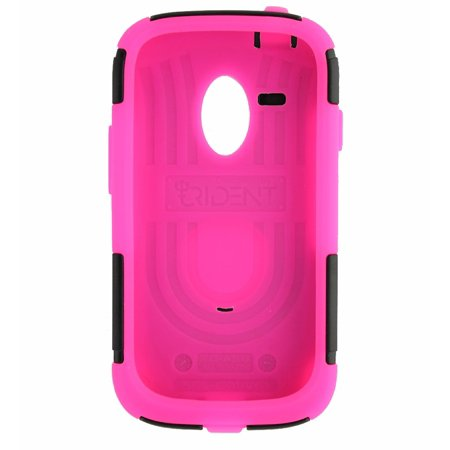 Trident Aegis Series Case for Samsung Galaxy S3 III III Mini - Pink/Black - image 1 of 2