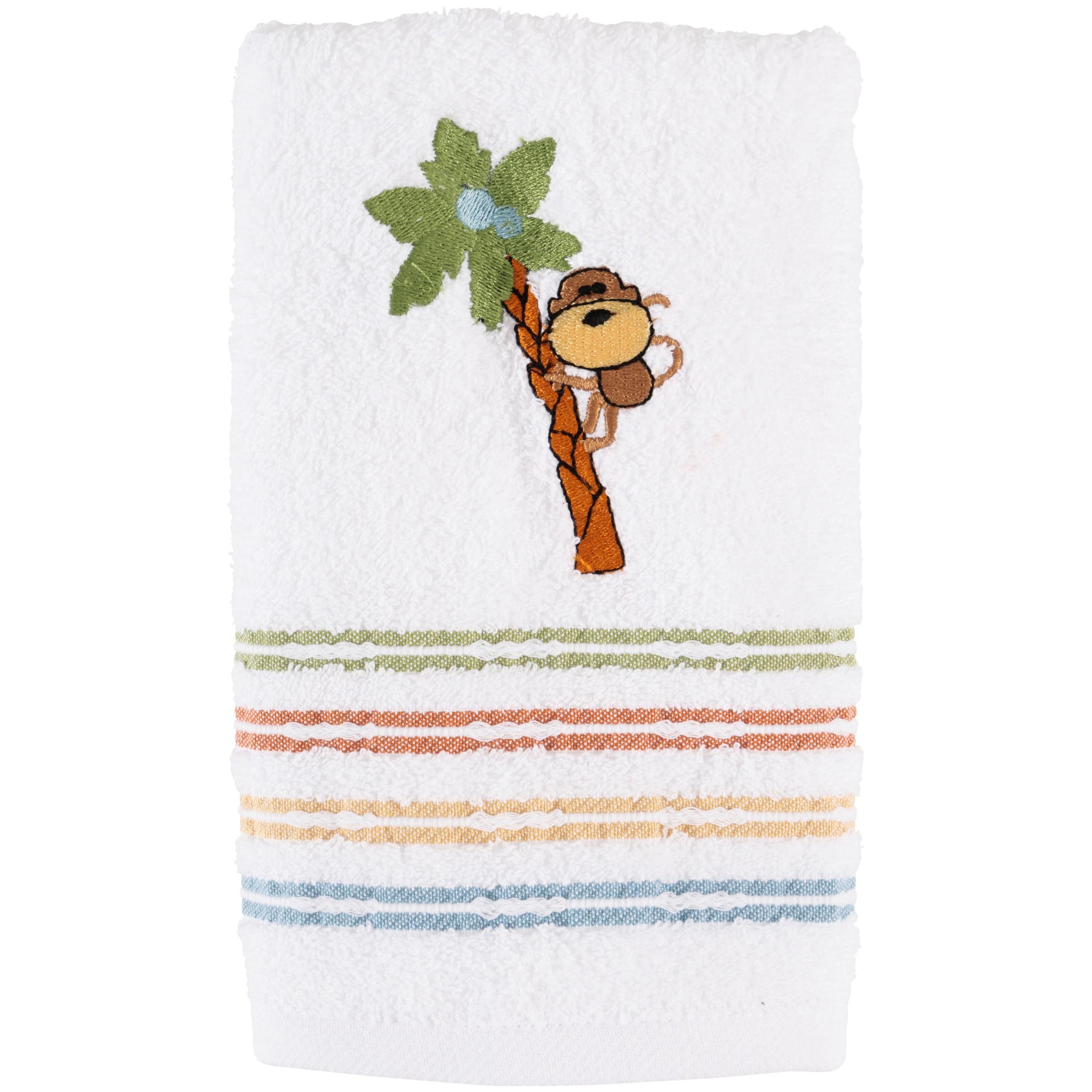 Mainstays Cotton Safari Hand Towel, 1 Each