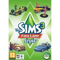 Fast Lane Stuff PC, Sims 3 Fast Lane Stuff PC Expansion pack By Sims 3