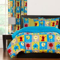 Monster Friends Duvet Set by Crayola