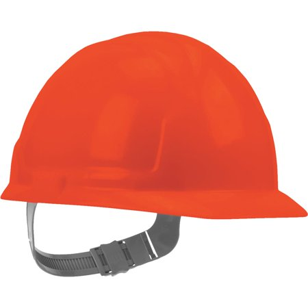 Batman Hard Hat (SAFETY WORKS Orange Hard Hat)