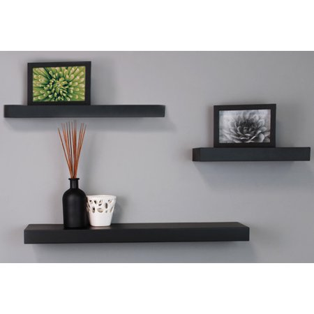Nexxt Design 3 Piece Maine Wall Shelf Set