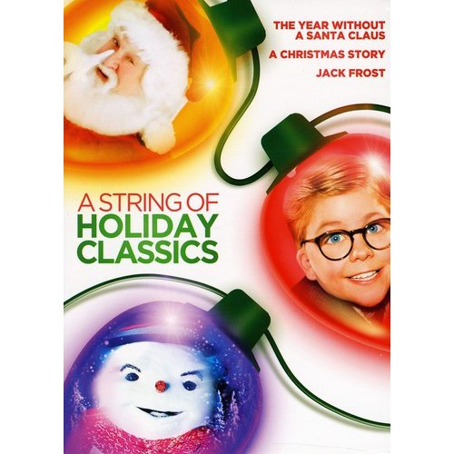 A String Of Holiday Classics (3-Pack)