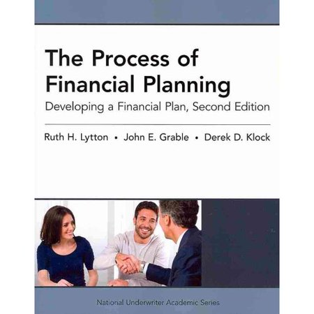 The Process Of Financial Planning  Developing A Financial Plan