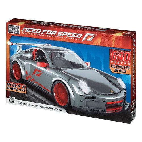 Mega Bloks Need for Speed Porsche GT3 RS Set