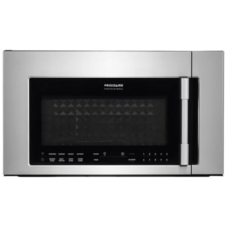 Frigidaire FPBM3077R 30 Inch Wide 1.8 Cu. Ft. Over-The-Range Microwave with Convection from the Professional Series