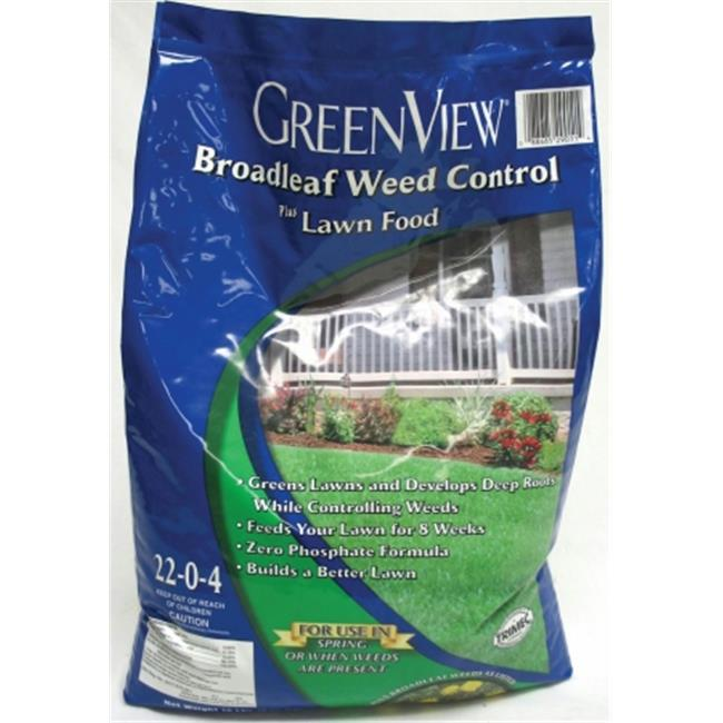 Greenview 21-31169/21-29011 Gv Weed and Feed 22-0-4