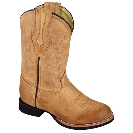 Bomber Tan Western Kids Boot - image 1 of 1
